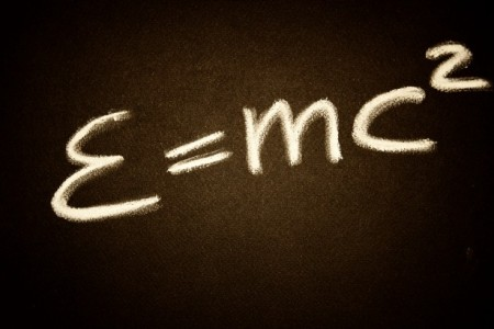e=mc squared equation