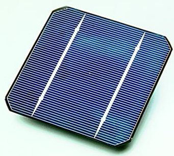 Image of a solar cell